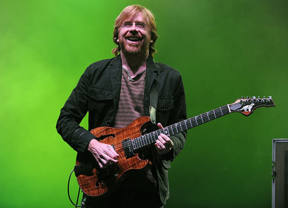 Austin City Limits 2010: Phish, the Strokes, Sonic Youth, M.I.A. and more