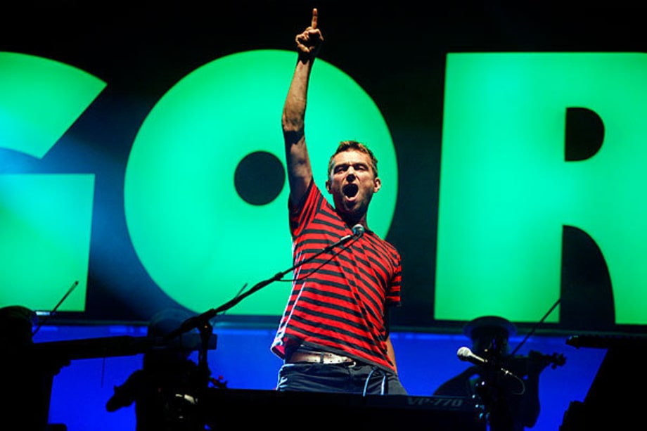Gorillaz Bring Mick Jones, Paul Simonon and Bobby Womack On Stage With Damon Albarn in Boston
