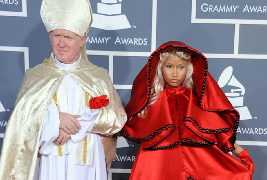 Nicki Minaj's Wildest Looks