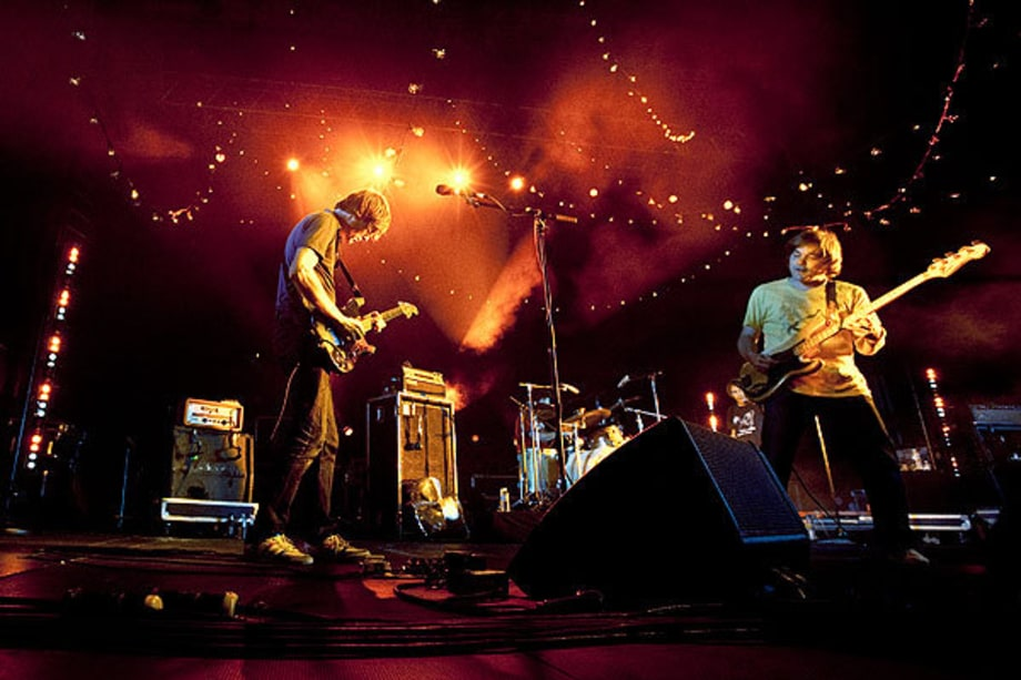 Pavement Stage Nineties Revival