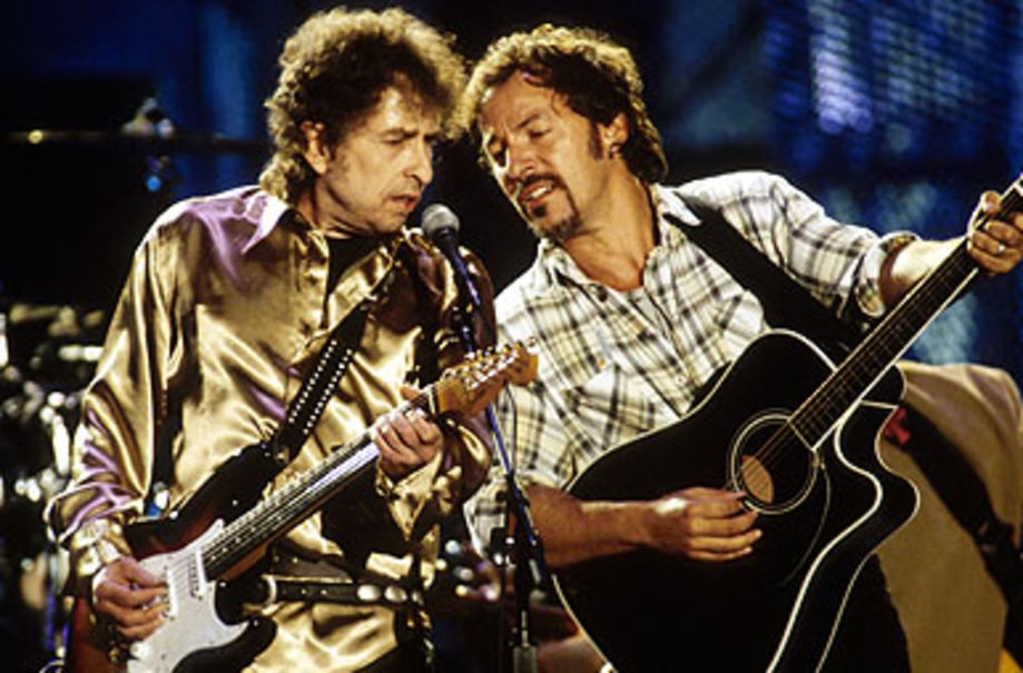 18 Great Bruce Springsteen Collaborations