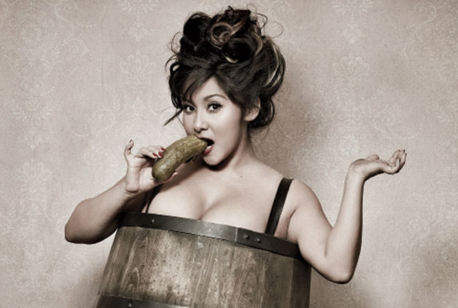Nicole 'Snooki' Polizzi on Pickles, Poufs and Partying