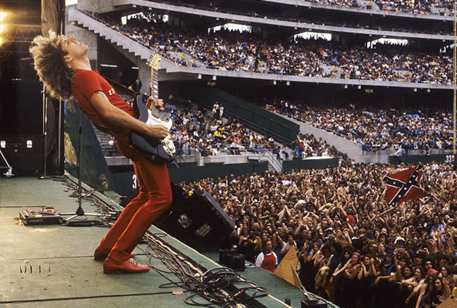 Sammy Hagar: A History in Photos