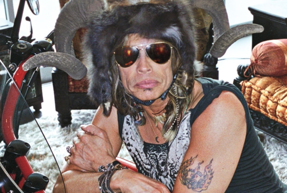 Choice Excerpts From Steven Tyler's Cover Story