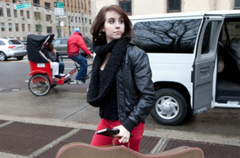 Rolling Stone Cover Contest: Lelia Broussard Visits New York City