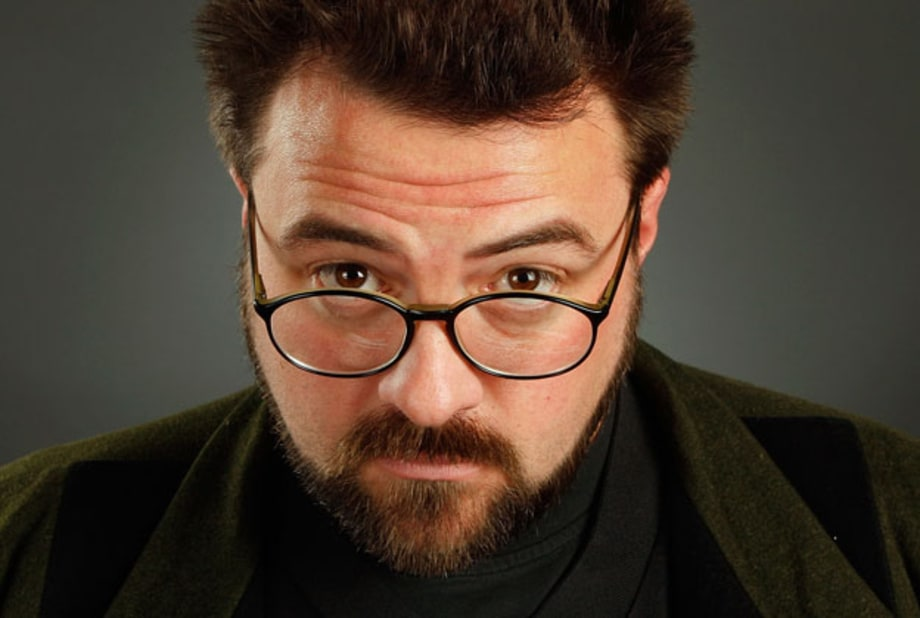 Kevin Smith on Charlie Sheen, Pot and Being Fat