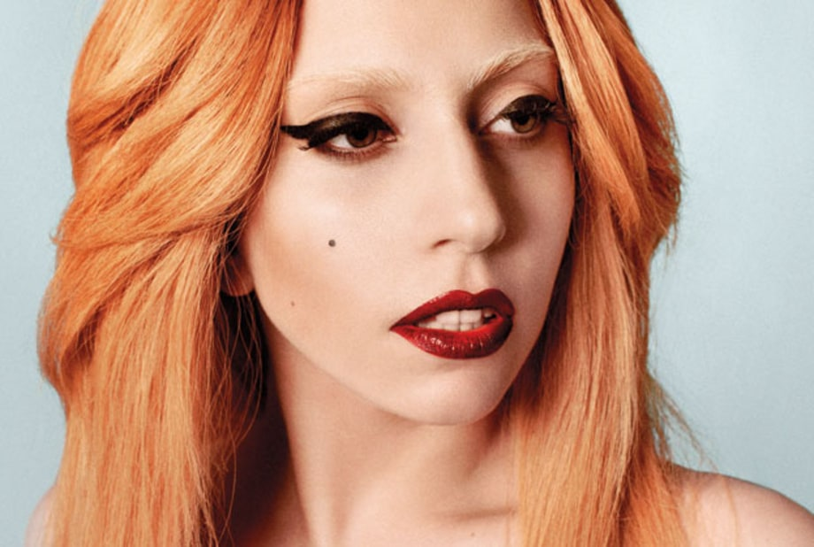 Exclusive Photos: Lady Gaga's Rolling Stone Photo Shoot