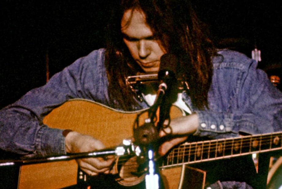 Readers Poll: The Best Neil Young Songs