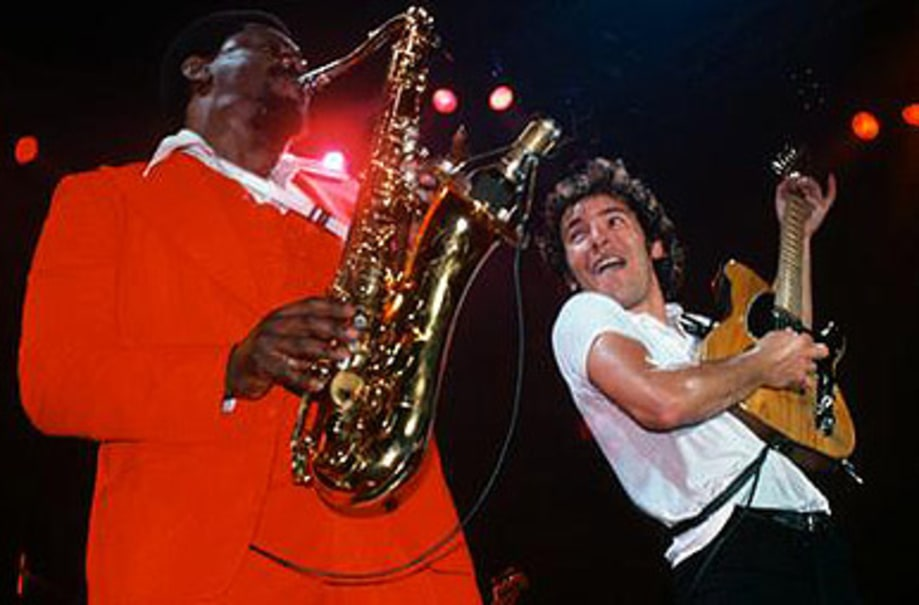 Remembering Clarence Clemons