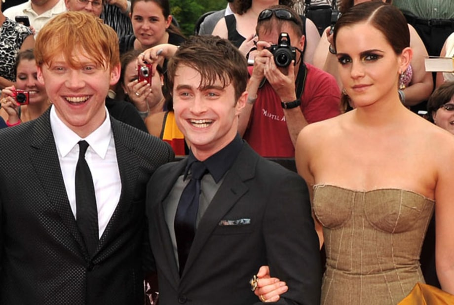 Photos: 'Harry Potter and the Deathly Hallows, Part II' Premiere