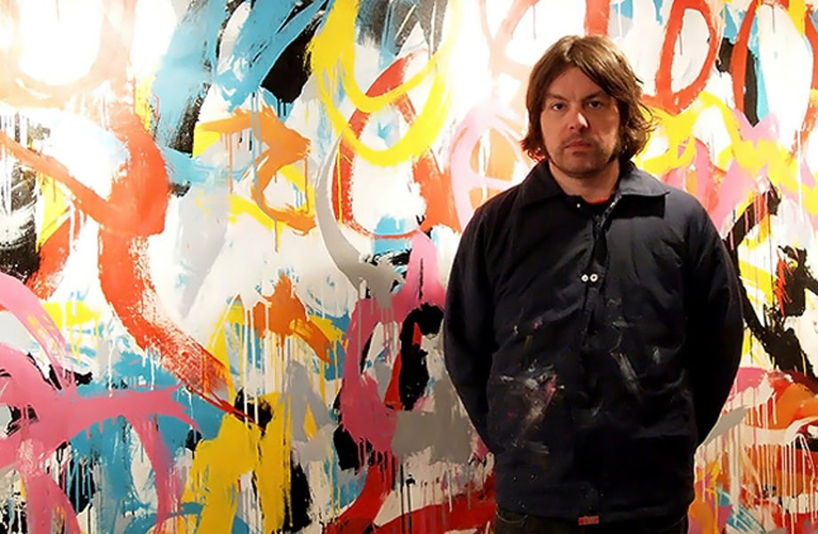 The Vivid World of Mikey Welsh
