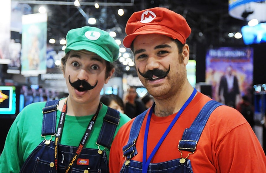 Cosplay at the 2011 New York Comic Con