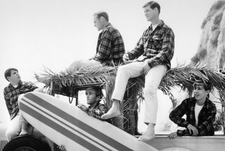Videos: Fifty Years of the Beach Boys