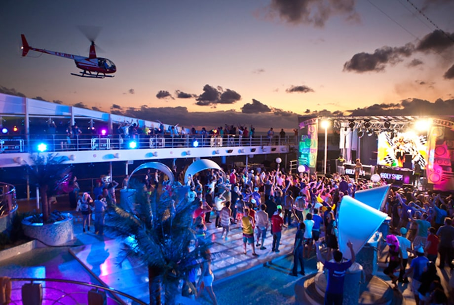 Holy Ship! Day Three: Last Dance on the High Seas