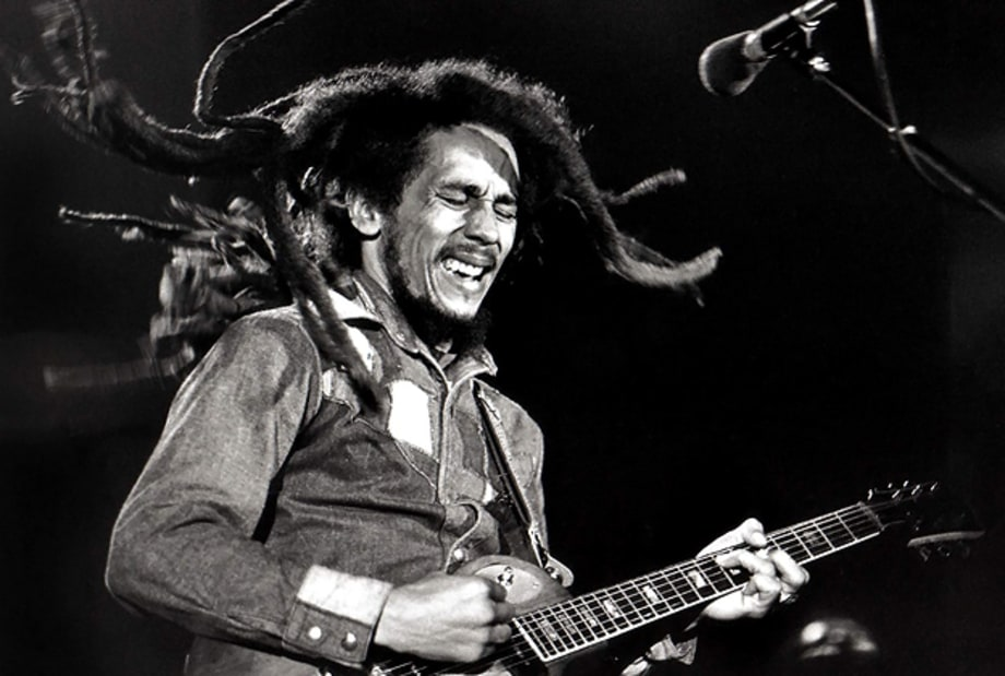 Photos: Bob Marley