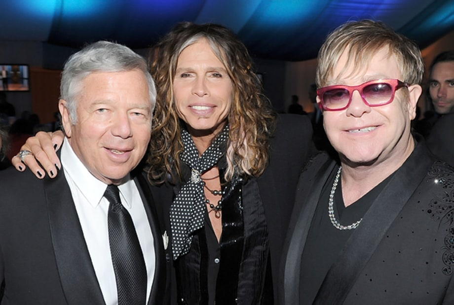 Elton John's 20th Annual Oscar Party