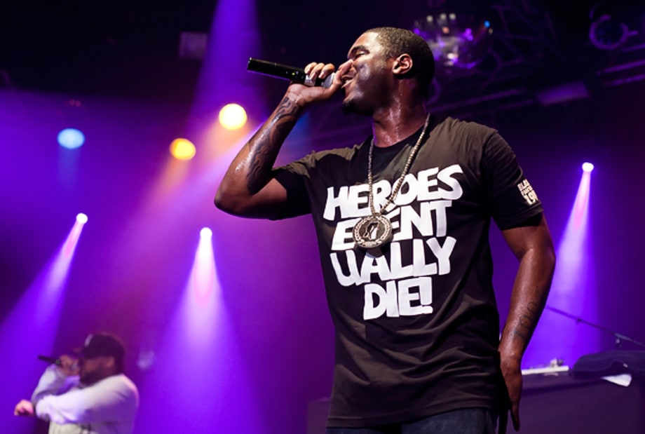 Big K.R.I.T. at Highline Ballroom