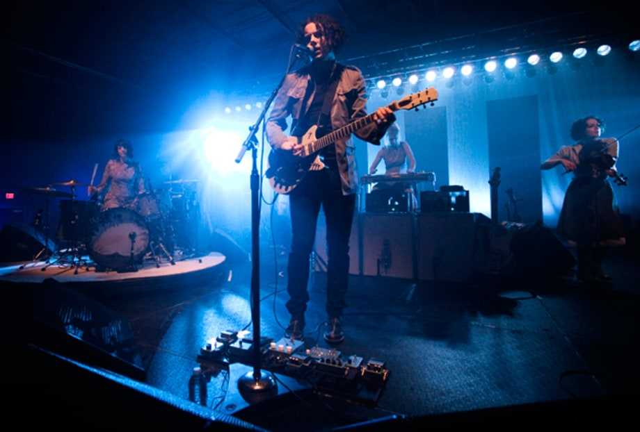 Jack White Kicks Off His Solo Tour in Chattanooga