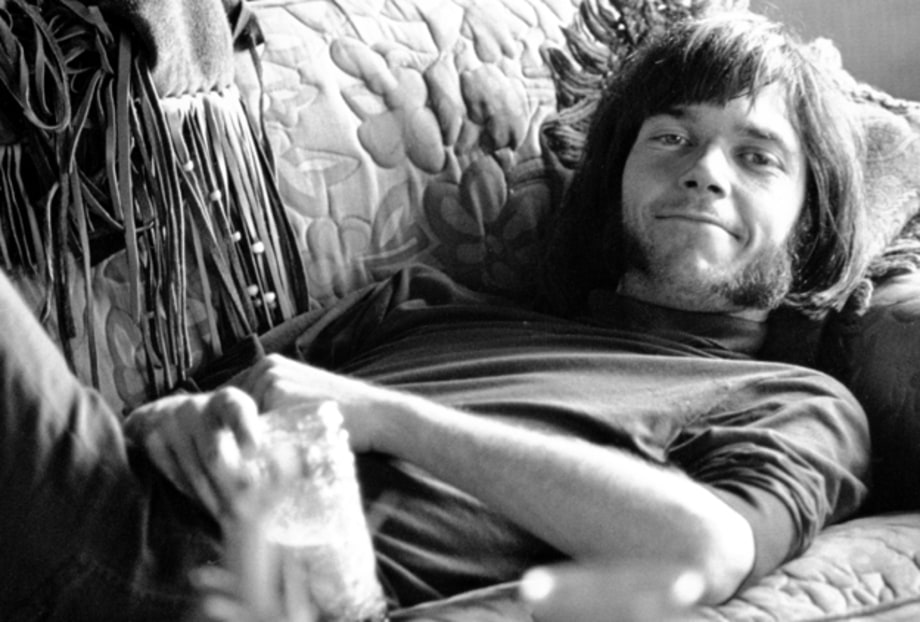 Neil Young Through the Years