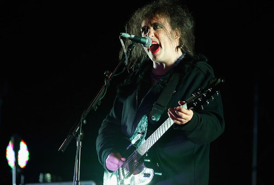 Robert Smith Through the Years
