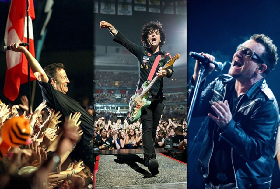 My Favorite Concert: Readers' Most Memorable Live Gigs