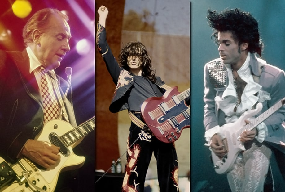 20 Iconic Guitars