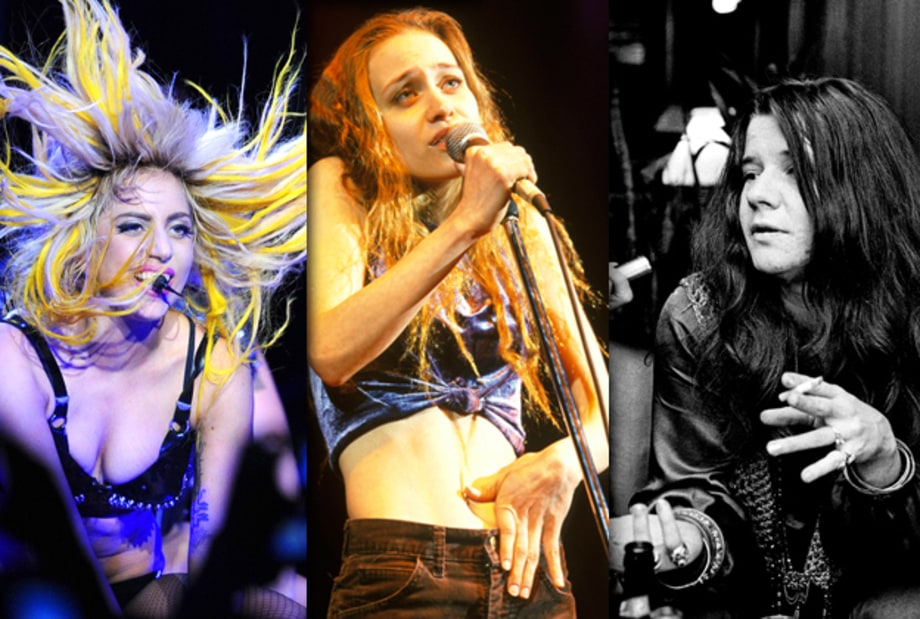 Women Who Rock: In the Pages of Rolling Stone