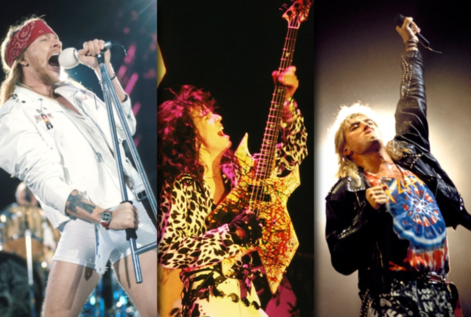 Readers' Poll: The Best Hair Metal Songs of All Time