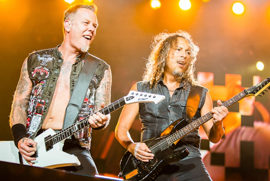 Metallica, Arctic Monkeys and Friends Rock Out at the Orion Festival