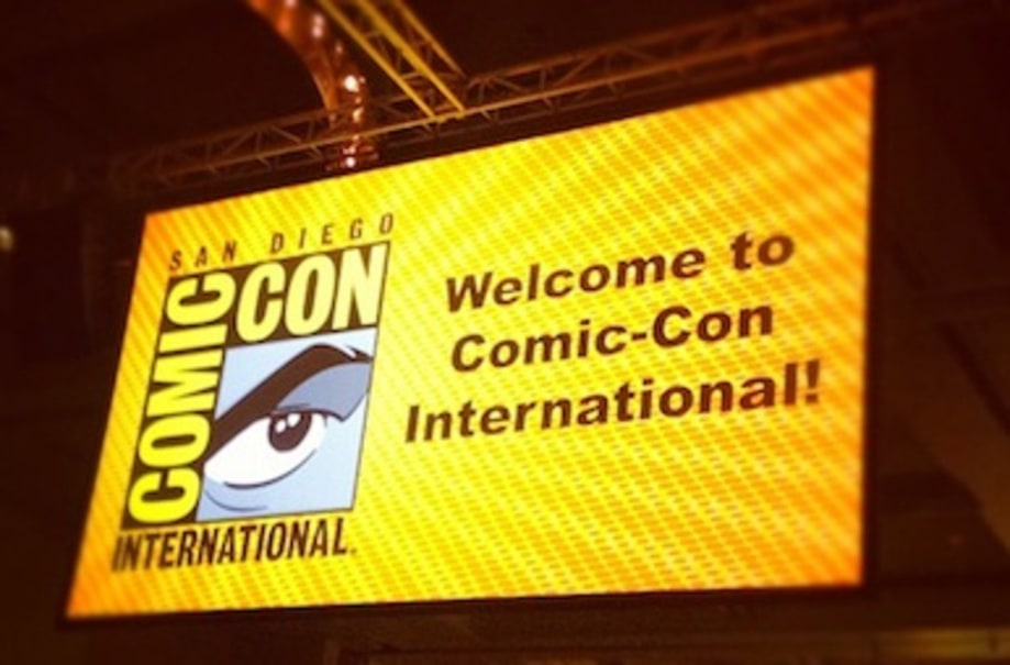 #RSFans on the Scene at Comic-Con 2012