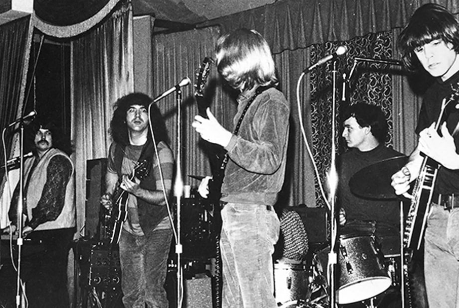 Grateful Dead's First Decade Captured in New Photo Memoir