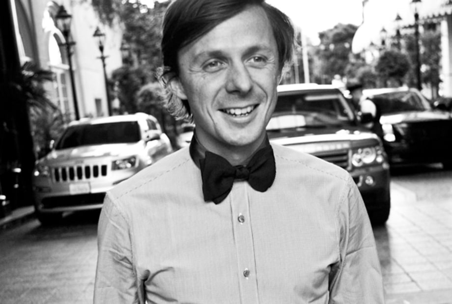 A Day in the Life: Martin Solveig Goes to the 2012 Video Music Awards