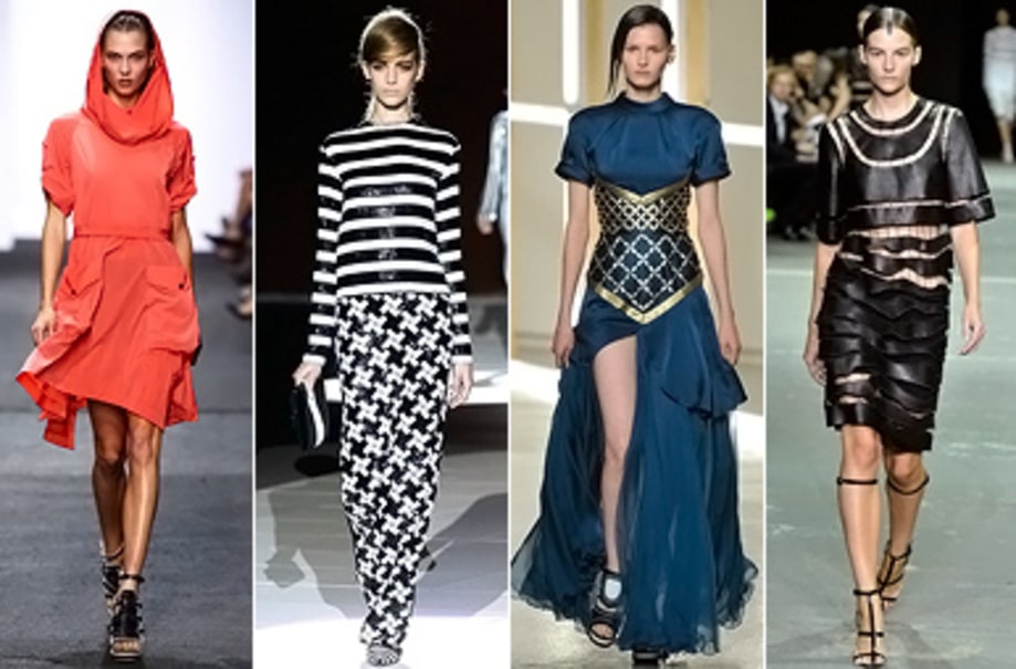 Highlights from New York Fashion Week 2012