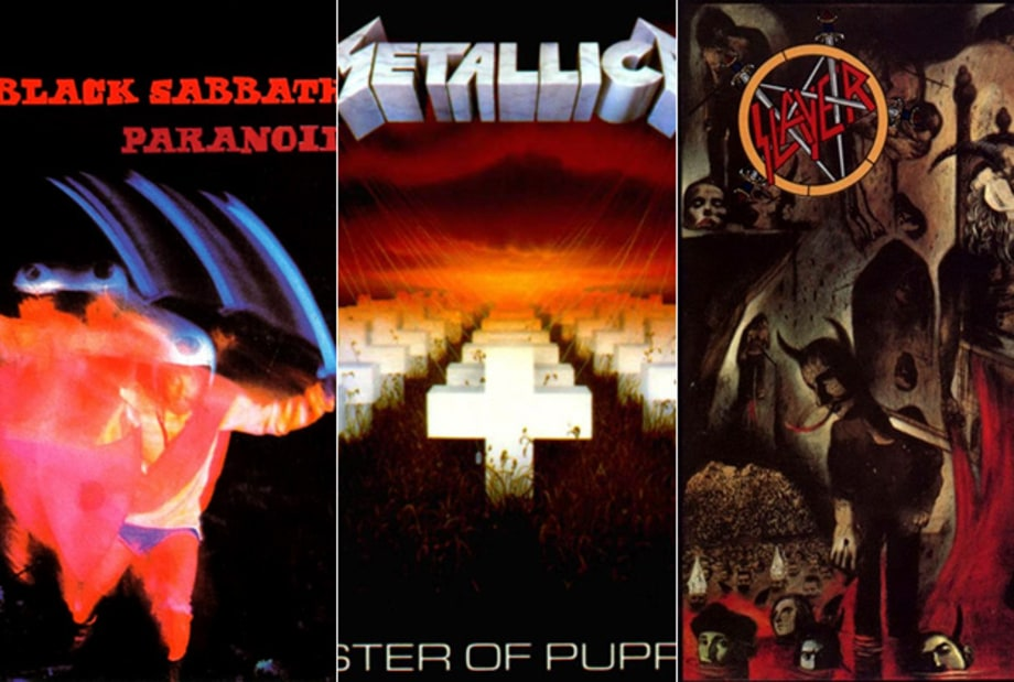 Readers' Poll: The Greatest Heavy Metal Albums of All Time