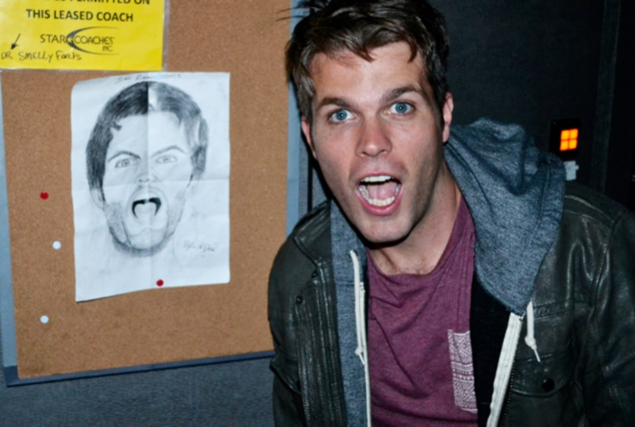 Behind the Scenes of 3OH!3's New Tour