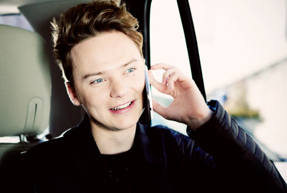 A Day in the Life: Conor Maynard Hits New York