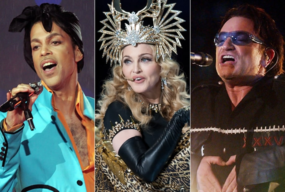 Readers' Poll: The Greatest Super Bowl Halftime Shows