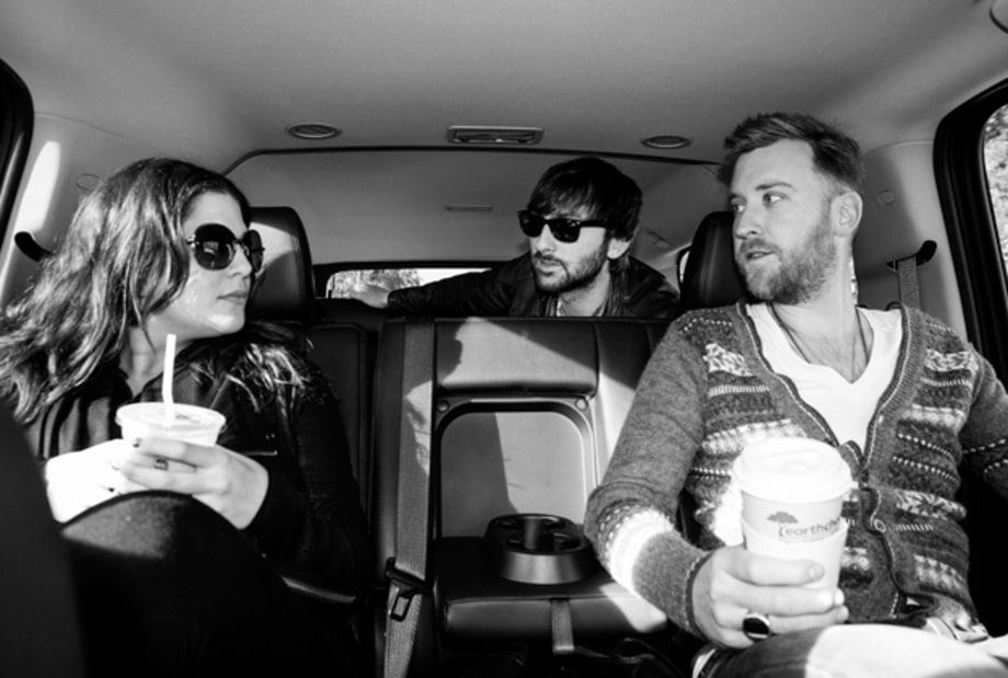Lady Antebellum at the 'Crossroads': A Day in the Life