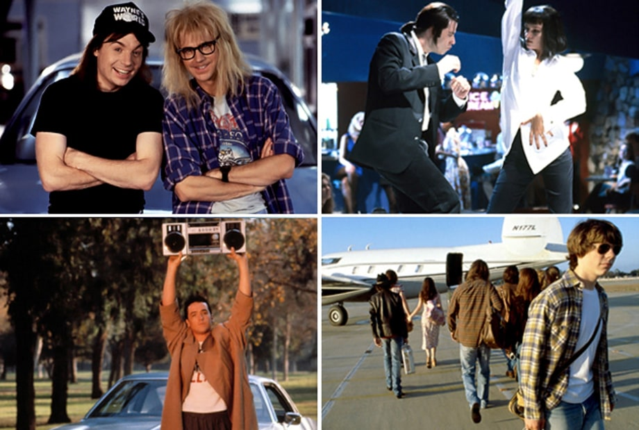 The 30 Greatest Rock & Roll Movie Moments