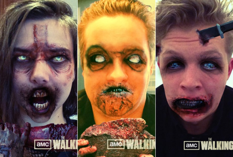 Of Monsters and Men Zombify Themselves With 'Walking Dead' App