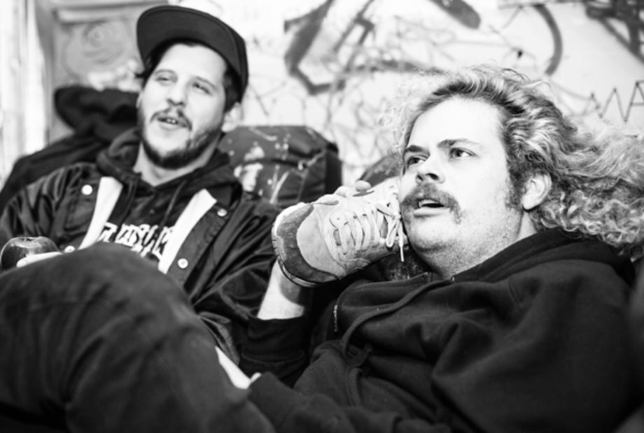 Wavves and FIDLAR: A Day in the Life