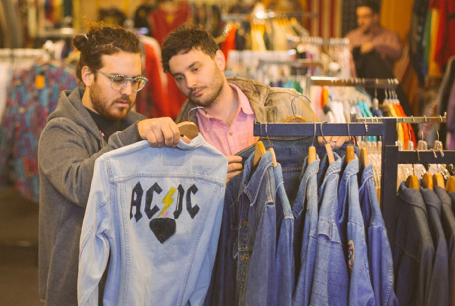 Dale Earnhardt Jr. Jr. Have a Hectic, Hometown Record Store Day in Detroit