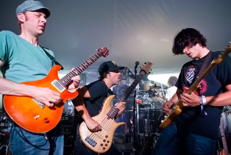 Umphrey's McGee's Summer School Slumber Party