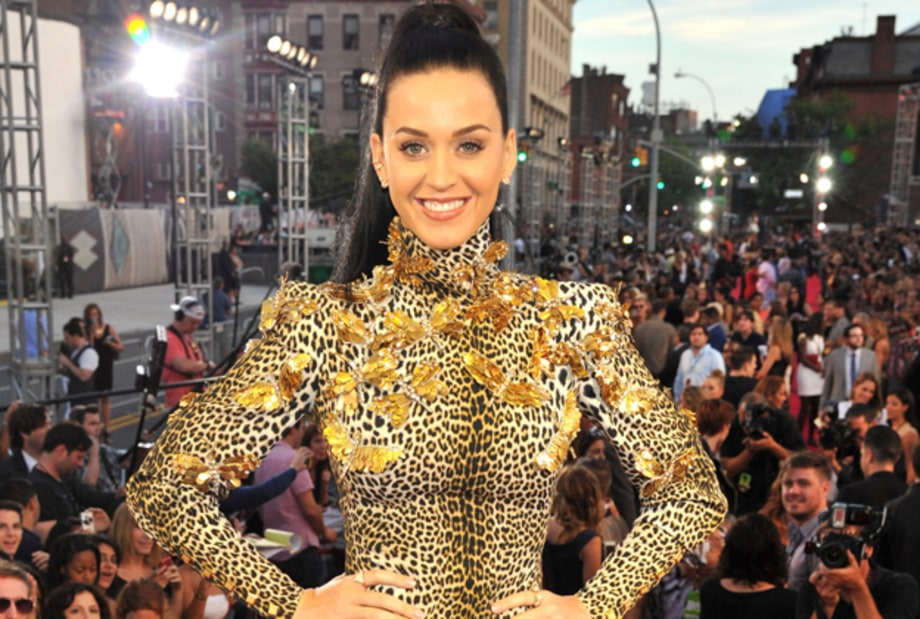 2013 MTV Video Music Awards: The Red Carpet