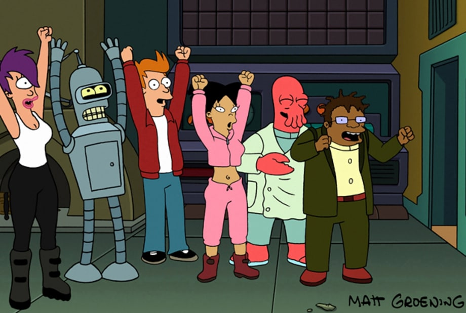 10 Soon-to-Be Classic 'Futurama' Clips