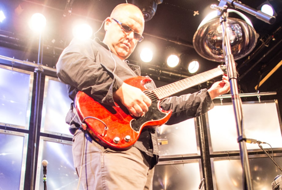 See How the Pixies Kill Time Before a Show