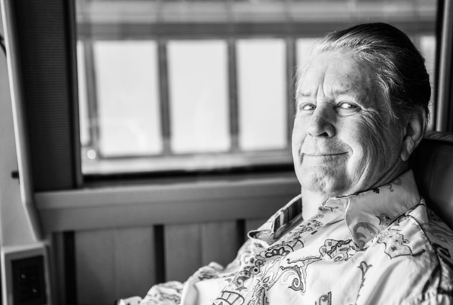 Go Behind the Scenes With Brian Wilson and Jeff Beck