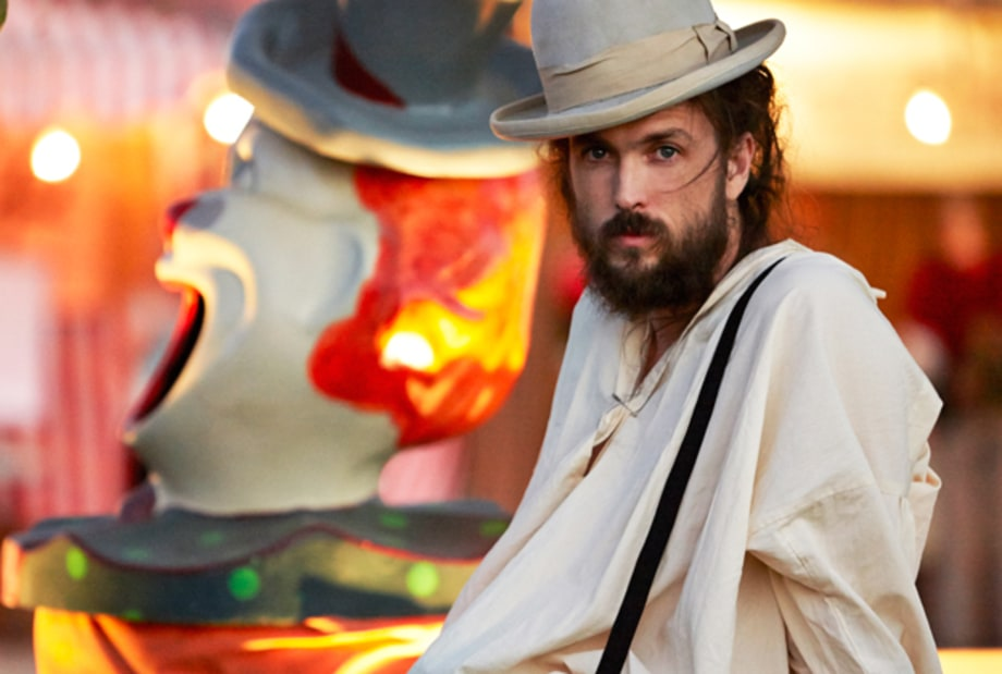 Edward Sharpe and the Magnetic Zeros at 'Big Top'