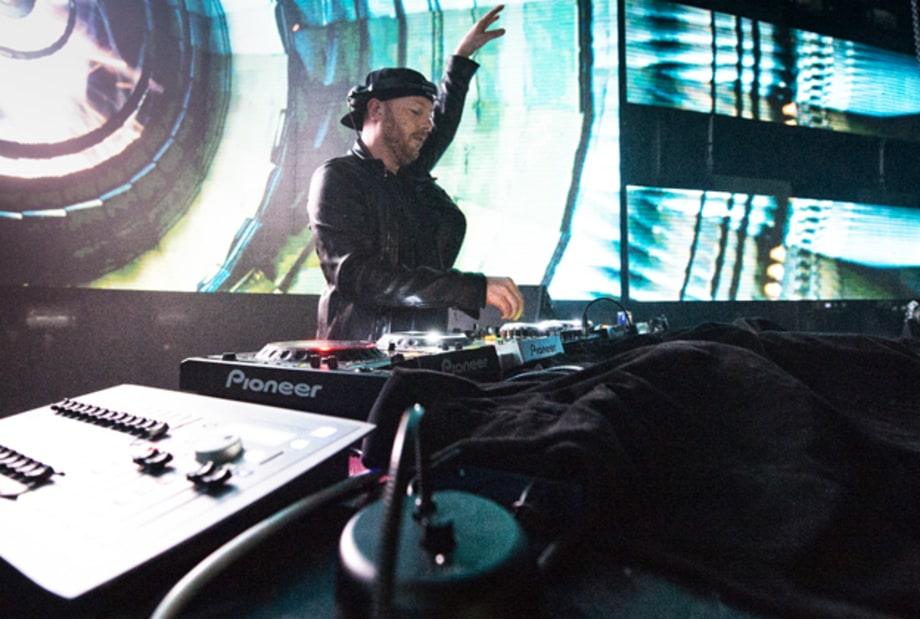 Eric Prydz: A Night in the Life