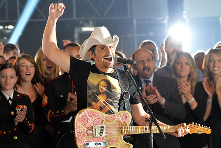 The Hottest Moments From the 2013 CMAs